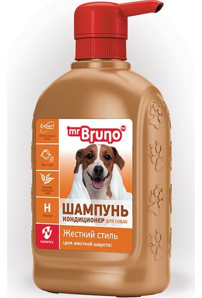 Mr Bruno Sert Tüylü Köpekler Için Hard Style Şampuan 350 ml
