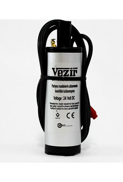 Vezir 24 Volt Mazot Sıvı Transfer Pompası