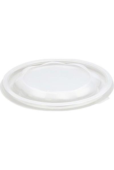 Özge Plastik Özge - Öst 500-750-1000 Yemek Kabı Kapağı (Sıcağa Dayanıklı) - 50'li