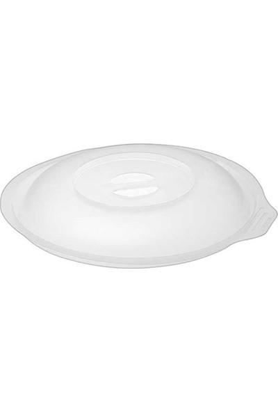Özge Plastik Plastik Çorba Kasesi Kapağı Çap 150 mm - 25'li