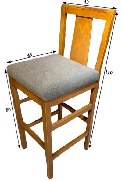 Tekman Bistro Bar Sandalyesi