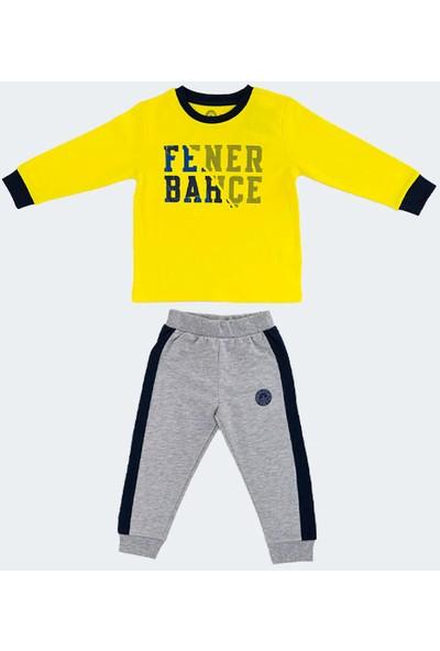 Fenerium Fenerbahçe Bantli Sweatshirt
