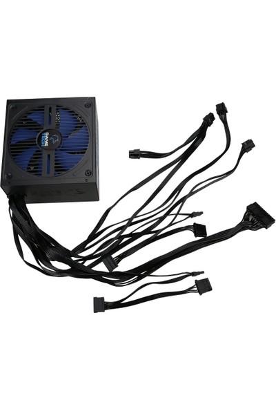 Gametech GTP-700M 700W 80 Plus Gold Modüler Power Supply Pc Güç Kaynağı