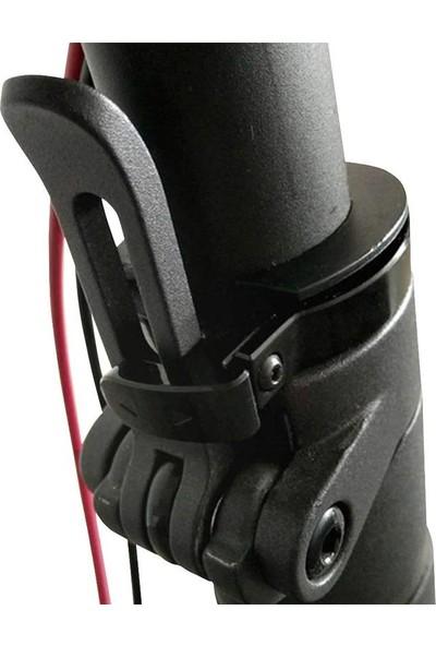 Profisher M365 M365 Pro Elektrikli Scooter Için Yuvarlak Kilitleme Halkası