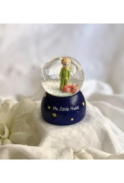 Vadi Home Küçük Prens Mini Boy Kar Küresi