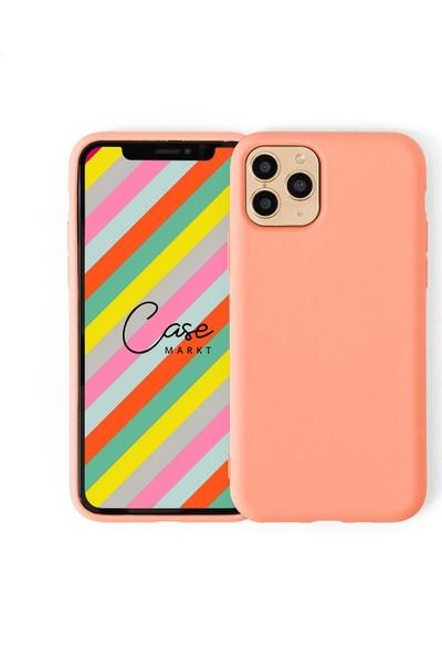 """Case Markt Apple iPhone 12 Pro (6.1"""") Silikon Telefon Kılıfı Mikro Fiber Iç Yüzey"""
