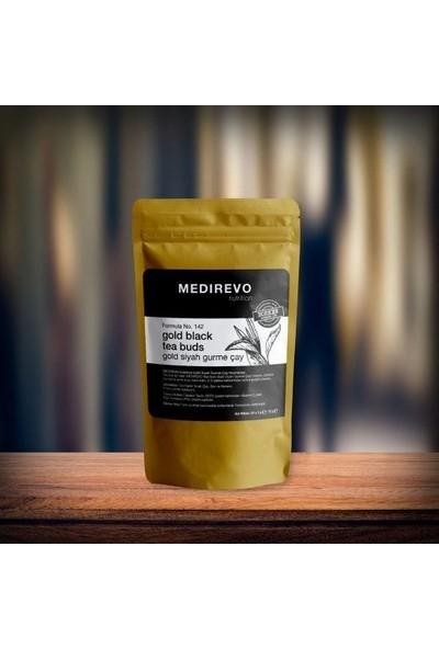 Medirevo Gold Siyah Gurme Çay (24 Demlik Poşet)