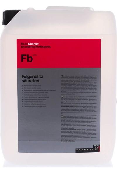 Koch Chemie Fb Felgenblitz-Jant Demir Tozu Temizleyici ve Parlatıcı 11KG