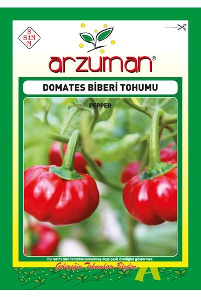 Arzuman Domates Biberi Tohumu 5 Gram