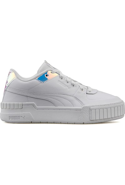 Puma Kadın Günlük Ayakkabı 37308301 Beyaz Cali Sport Glow Wn S