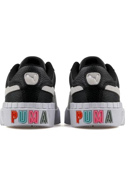 Puma Kadın Günlük Ayakkabı 37410902 Siyah Cali Varsity Wn S
