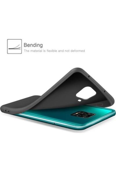 Coverest Xiaomi Redmi Note 9s - Note 9 Pro - Max Yumuşak Silikon Kılıf Siyah