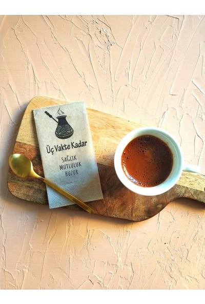 NapkinStore Kahve Mottolu Peçete 24 'lü