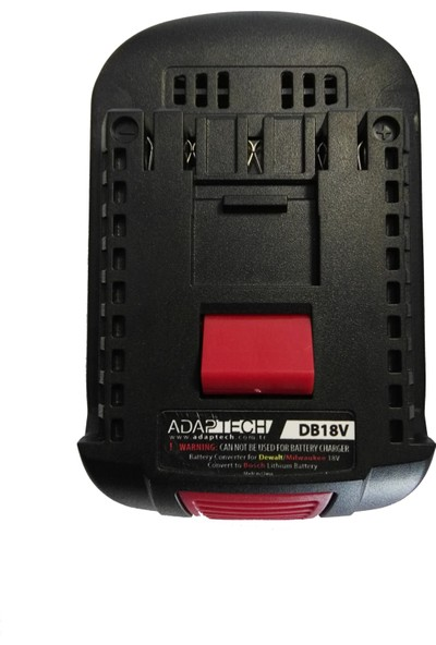 Alfatech 18V Li-Ion Batarya Dönüştürücü