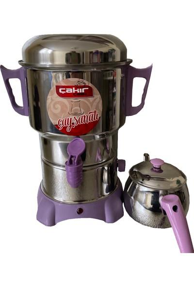Çakır Çay Sanatı 4,5 Lt Çay Otomatı