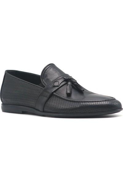 James Franco 16591 Günlük Erkek Deri Ayakkabı