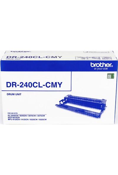 BROTHER DR-240CL-CMY Renkli Drum Ünitesi (15000 Sayfa)