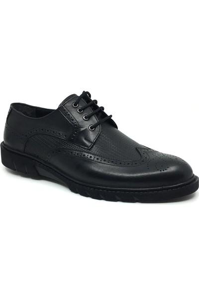 Öz Soylu Deri Günlük Erkek Mevsimlik Rahat Klasik Ayakkabı