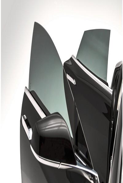 Ecce Cam Filmi Siyah Amerikan Çizilmez Koyu Ton 100 cm x 6 Metre