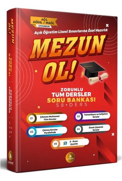 Liyakat Yayınları Mezun Ol Zorunlu Tüm Dersler Soru Bankası - Açık Öğretim Lisesi Sınavlarına Özel Hazırlık