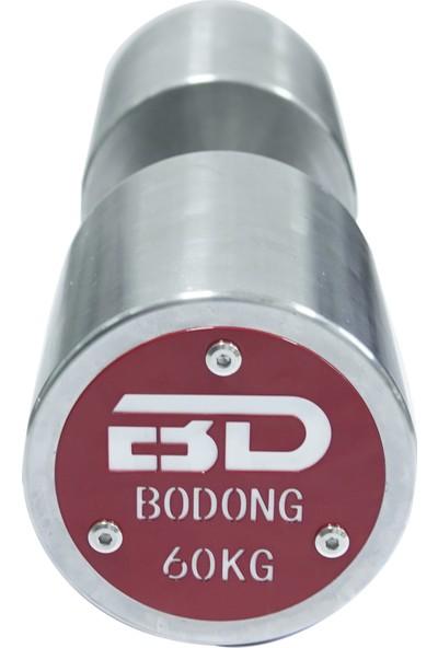 Bodong 60 kg Dambıl - Çelik Dambıl - Profesyonel Dambıl
