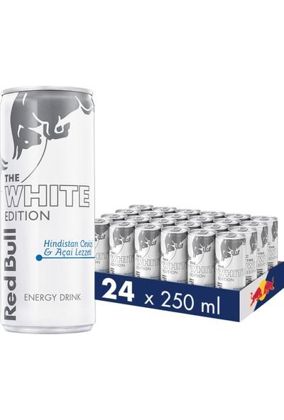 Red Bull Enerji İçeceği, Hindistan Cevizi ve Açai, 250 ml (24'lü Paket, 24x250 ml)