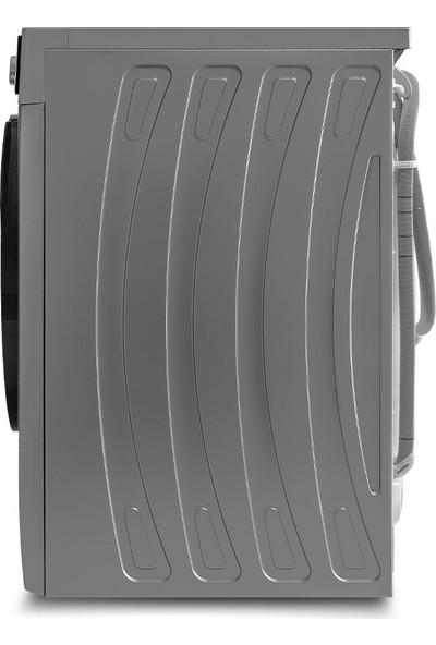 Vestel KCMI 98142 G WIFI 9 Kg Yıkama 6 Kg Kurutma Kapasiteli 1400 Devir Gri Kurutmalı Çamaşır Makinesi