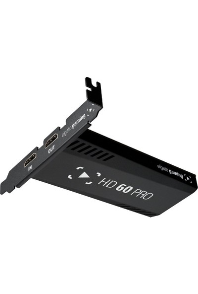 Corsair Elgato 1GC109901002 Game Capture HD60 Pro 1080P60