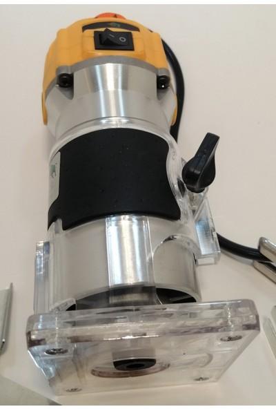 İtaly Style Freze Traşlama Makinası