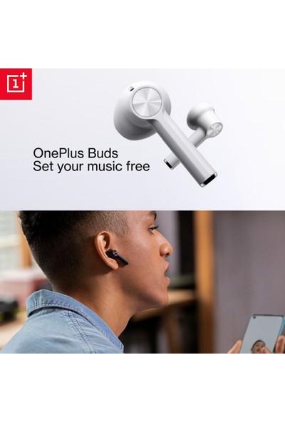 Oneplus Tws Kablosuz Bluetooth 5.0 Kulaklık - Gri (Yurt Dışından)