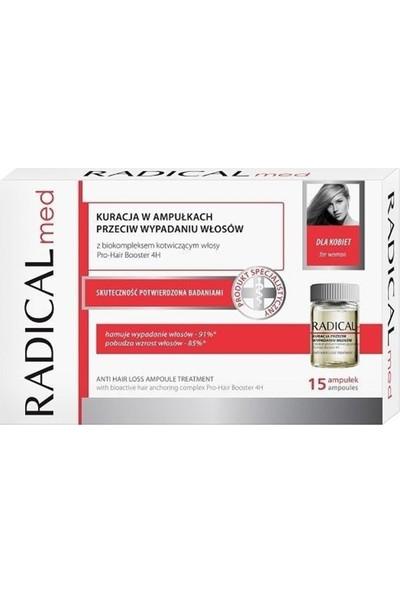 Farmona Radical Med Kadın Anti Hair Loss Medikal Saç Bakım Ampülleri 15 x 5 ml