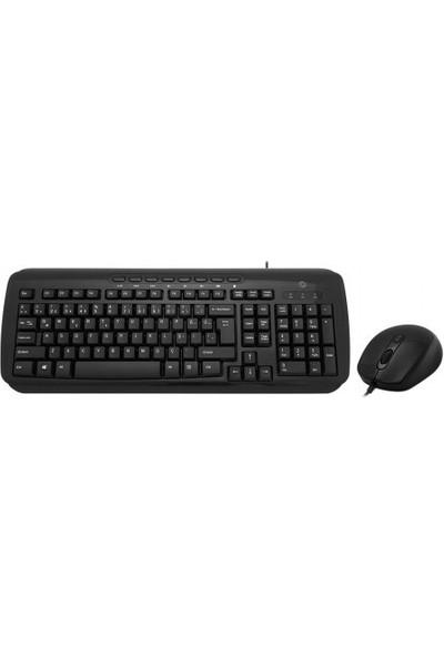 Frısby FK-4850QU Kablolu Klavye Mouse Set