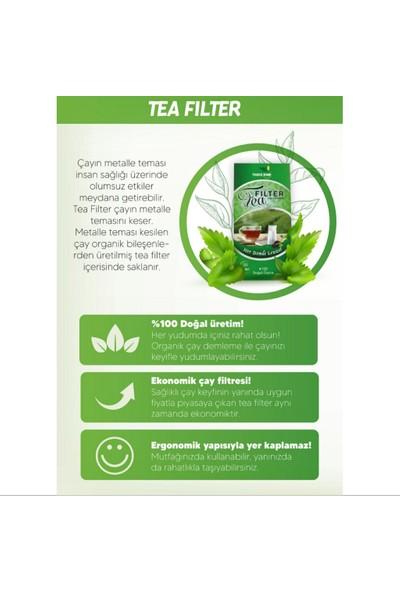 Yıldız Dem Tea Filter Çay Demleme Poşeti/filtresi 50'li