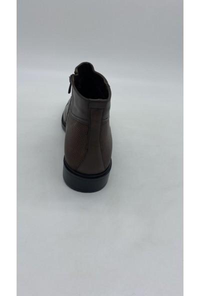 Pierre Cardin 1192106 Kahve Klasik Bot