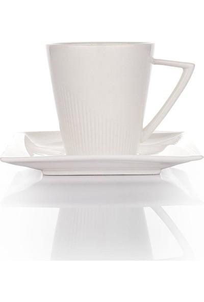 Schafer Vanilla Kahve Fincanı ve Tabağı