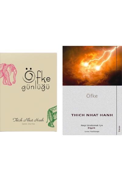 Öfke Kitap - Öfke Günlüğü | Thich Nhat Hanh