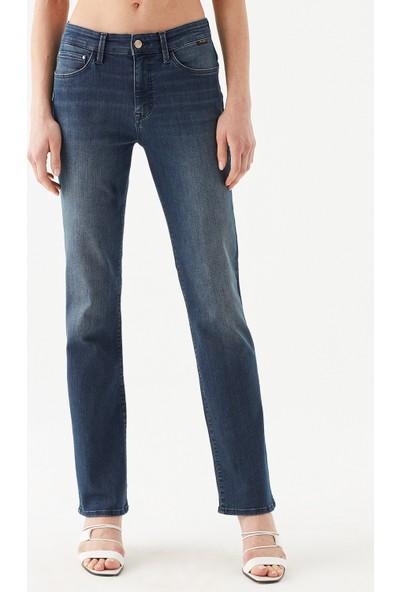 Mavi Kadın Kendra Gold Mavi Jean Pantolon 1074634197