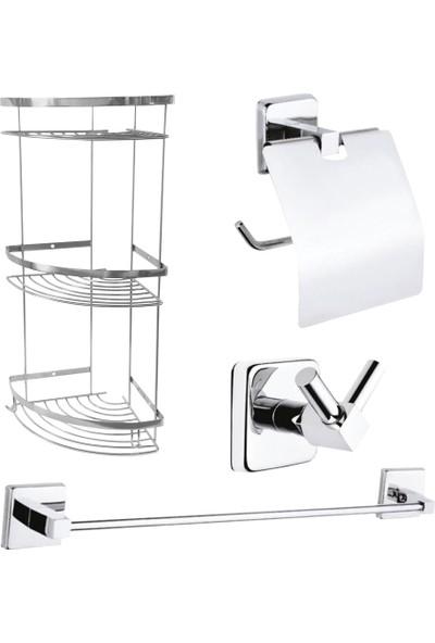 Baymera Banyo Aksesuar Yenileme Set-4