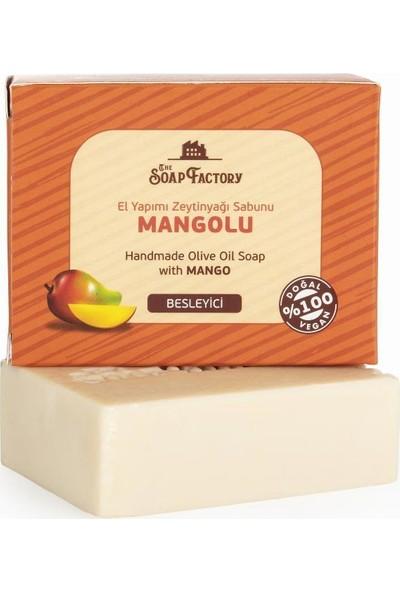 The Shop Factory El Yapımı Zeytin Yağı Sabunu Mangolu 100 ml