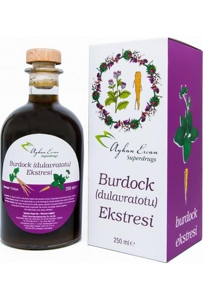 Ayhan Ercan Burdock (Dulavratotu) Ekstresi 250 ml