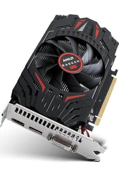 Turbox Amd Radeon Rx 550 2gb 128BIT Gddr5 HDMI DVI VGA TRBX-RX550-2GD5 Ekran Kartı