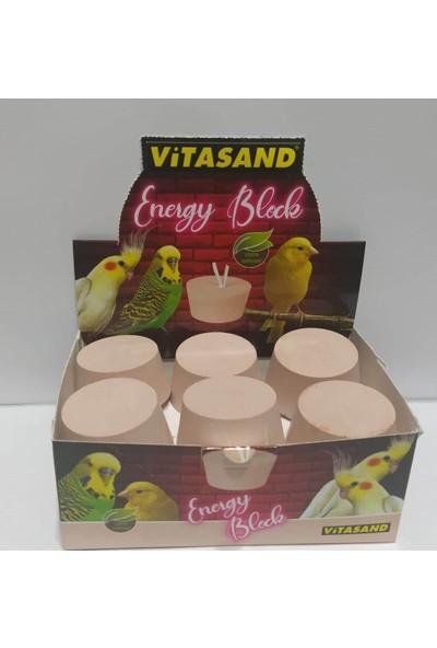 Vitasand Kuşlar Için Enerji Taşı - 6 Adet
