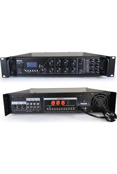 Dexun D-450 450 Watt Hat Trafolu 6 Bölgeli Zonlu Anfi