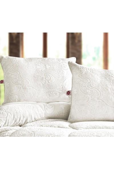 Cotton Box Posh Yastık Krem 50X70 cm