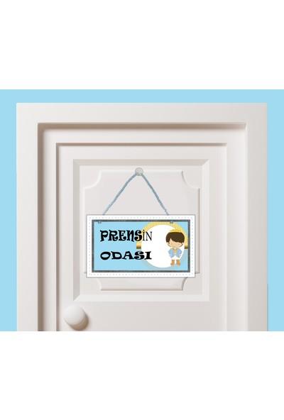 MELAY Prensin Odası Kapı Süsü