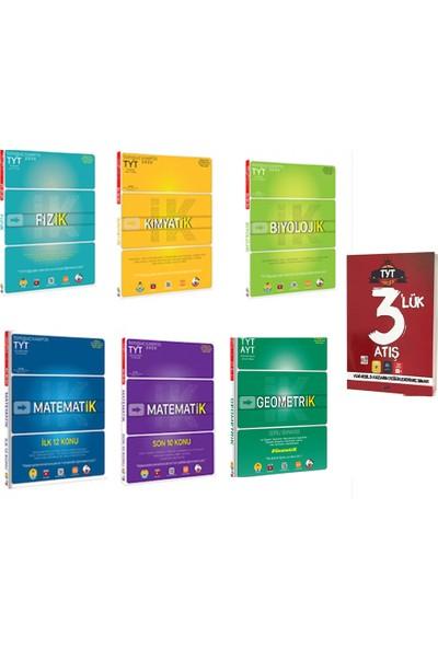 Tonguç Akademi TYT Sayısal Set 6 Kitap + Deneme 2021