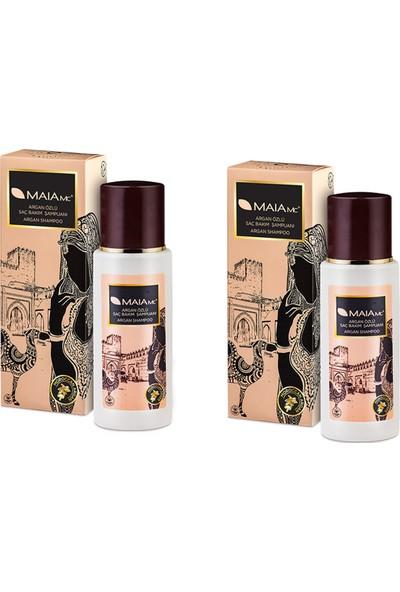 Maia Mc Argan Özlü Bakım Şampuanı 330 ml x 2 Adet