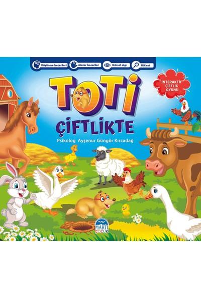 Toti Çiftlikte (Ciltli) - Ayşenur Güngör Kırcadağ