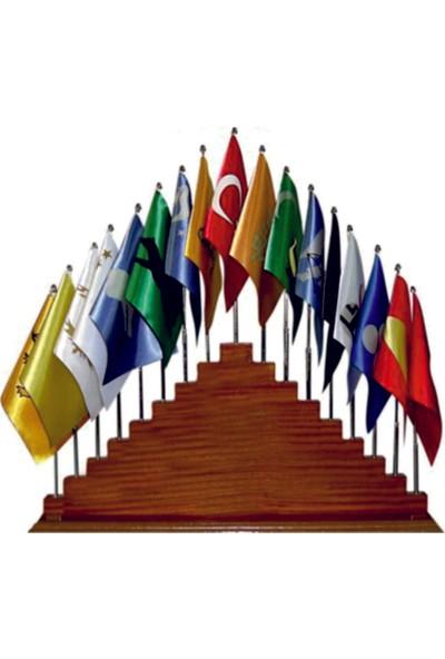 Ege Bayrak Eski Türk Devletleri Bayrakları