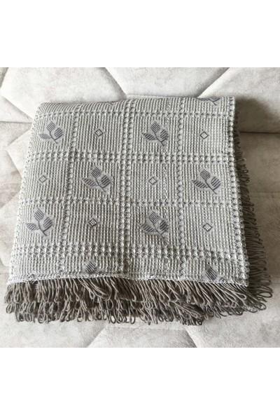 Yavuz Tekstil Başak Desen Çift Kişilik - Pamuk Pike& Yatak Örtüsü